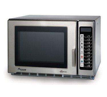 Amana Rfs12Ts 1200 Watt Medium Volume Commercial Microwave