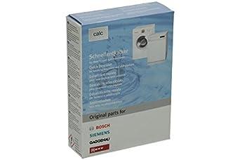 Bosch / Siemens Schnellentkalker für Wasch- und Spülmaschinen Art. Nr.: 311506, ersetzt 311133