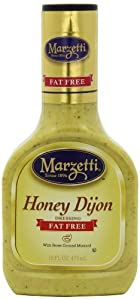 Marzetti Dressings Fat Free, Honey Dijon, 16 Ounce (Pack of 6)