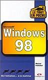 echange, troc Michel Pelletier - Windows 98