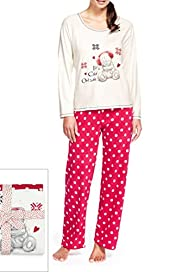 Tatty Teddy Spotted Pyjamas [T37-3888-S]