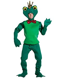 Frog Prince Adult Costume - X-Large