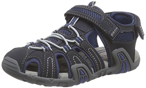 comparamus geox jr sandal kraze g jungen geschlossene sandalen blau navy avioc0700 26 eu. Black Bedroom Furniture Sets. Home Design Ideas