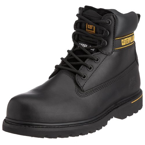 CAT Footwear Men's Holton Sb Black Safety Boot 708026 7 UK