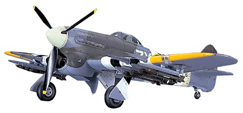 Hawker Typhoon Teardrop 1-48 by Hasegawa - Buy Hawker Typhoon Teardrop 1-48 by Hasegawa - Purchase Hawker Typhoon Teardrop 1-48 by Hasegawa (Hasegawa, Toys & Games,Categories,Construction Blocks & Models,Construction & Models,Vehicles,Aircraft)