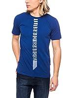 Cerruti Camiseta Manga Corta CMM8022750 C0843 (Azul Royal)