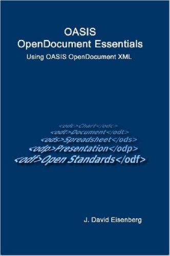 OASIS OpenDocument Essentials