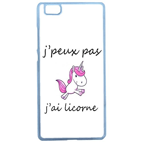 Lapinette-Coque-Rigide-Humour-Jpeux-Pas-Jai-Licorne-Huawei-Ascend-P8-Lite