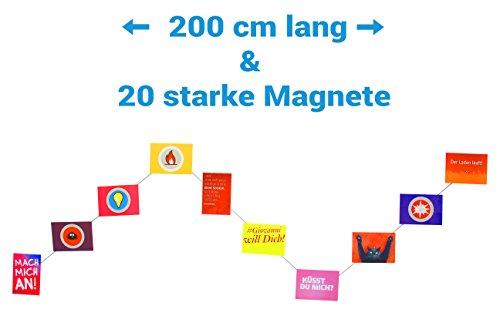 Letoma fotoseil magnetseil in vielen designs mit for Fotoseil ikea