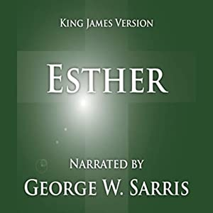 The Holy Bible - KJV: Esther Audiobook