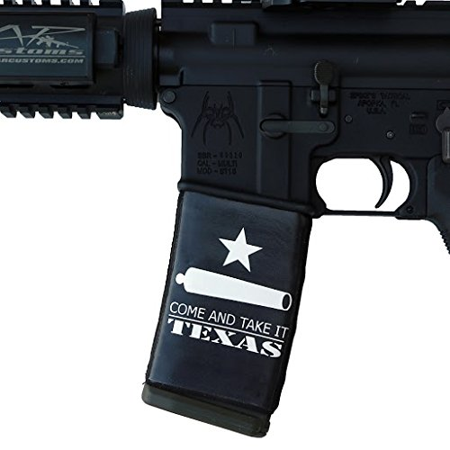 ultimate-arms-gear-ar-mag-cover-socs-for-30-40rd-polymer-pmag-mags-come-and-take-it-cannon-gonzalez-