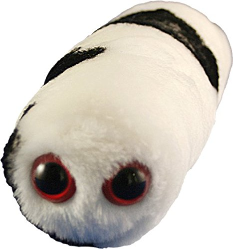 Giant Microbes Mad Cow (Bovine Spongiform Encephalopathy) Plush Toy