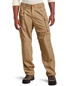 5.11 #74273 Men's TacLite Pro Pant (Coyote Brown, 32W-30L)