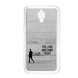 a AND b Designer Printed Mobile Back Cover / Back Case For Xiaomi Mi 4 (XOM_MI4_1597)