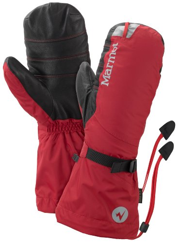 Marmot Men's 8000 Meter Mitt, Team Red, X-Large (Marmot 8000 Mitt compare prices)