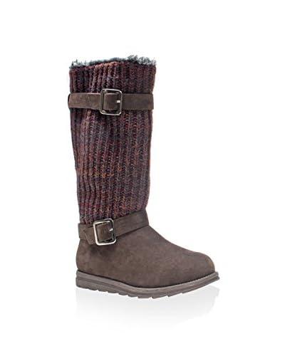MUK LUKS Women's Janine Boot