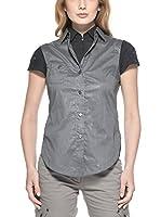 Brema Camisa Mujer 759 G W/M (Gris)