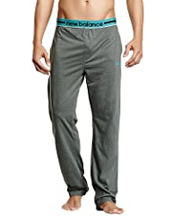 New Balance Men's Cotton Knit Pajama…