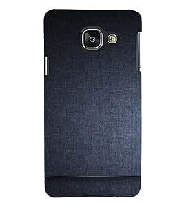 PrintVisa Cloth Design 3D Hard Polycarbonate Designer Back Case Cover for Samsung Galaxy A5 A510 2016 Edition
