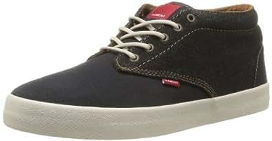 Element Preston, Chaussures de skateboard homme - Noir (Black Denim), 40.5 EU