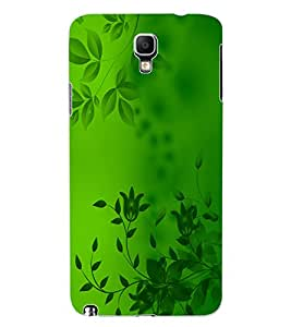 ColourCraft Beautiful Pattern Design Back Case Cover for SAMSUNG GALAXY NOTE 3 NEO DUOS N7502