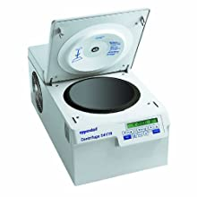 Eppendorf 022621840 5417 R Variable-Speed Refrigerated Microcentrifuge, 16,400rpm Maximum Speed, 230V/50Hz