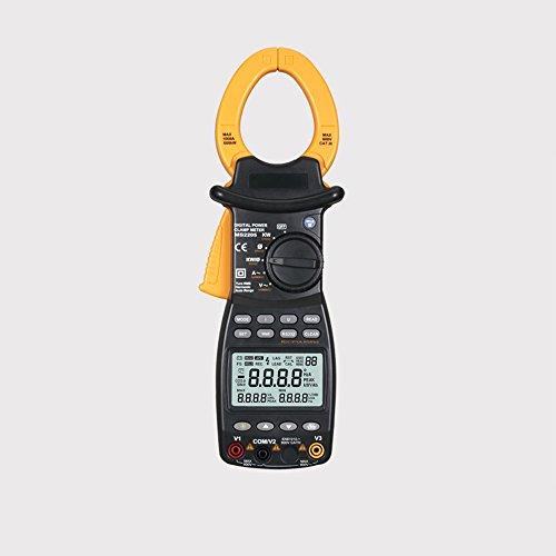Malxs MS2205 Puissance Numérique Pince Multimètre Triphasé Testeur Harmonique