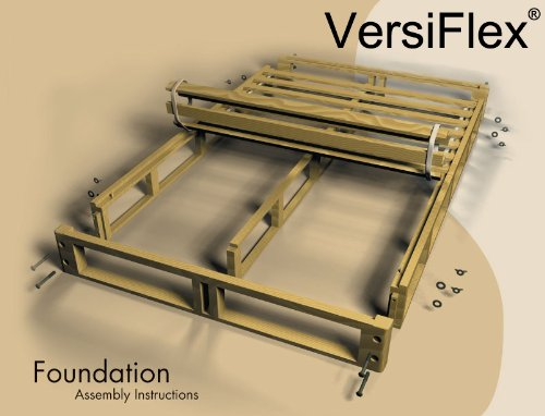 VersiFlex® Mattress Boxspring Foundation - Queen 8