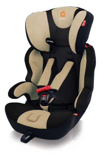 Apramo Hestia Group 1-2-3 Car Seat  (Beige)