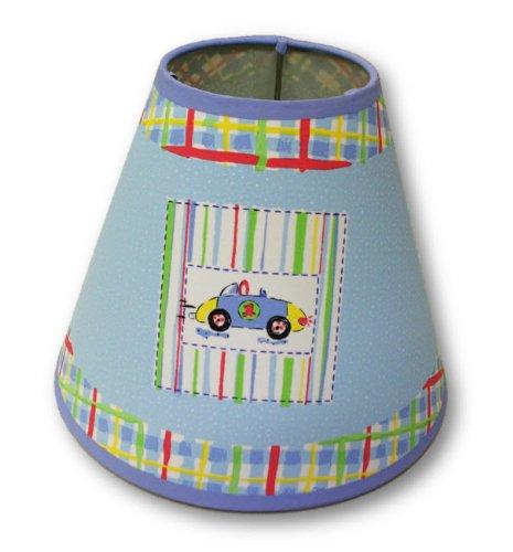 Circo Baby Boy'S Room Lamp Shade - Cars And Planes