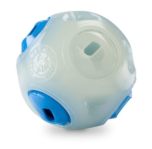 Planet Dog Orbee-Tuff Whistle Ball Dog Toy