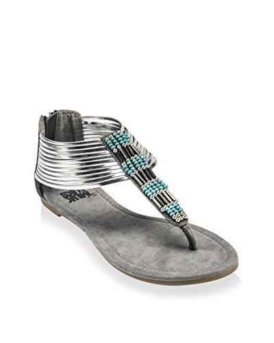 Muk Luks Women's Lola Beaded Sandal