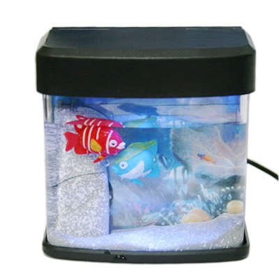 USB Mini Aquarium Toy