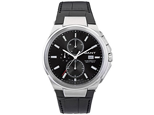 Gant Stamford Men's Multifunctional Watch black/silver W70661