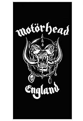 Motörhead - Rock Band Strandlaken Badetuch (Motörhead England)