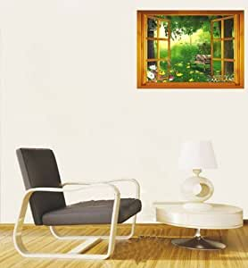 Buy Createforlife Home Decoration Art Vinyl Mural Wall