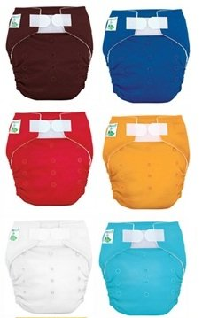 Used Newborn Cloth Diapers front-893079
