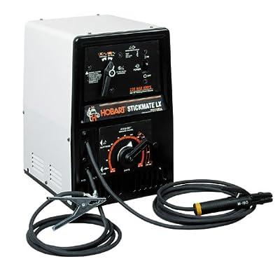 Hobart 500420 Stickmate LX 235 AC (SMAW) Arc Welding Power Source