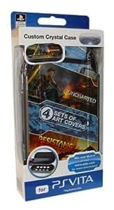 Etui de protection Crystal Customisable pour PS Vita