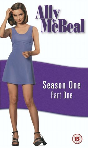 Ally Mcbeal - Season 1 Box Set 1 [VHS] [1998]