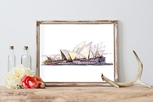 watercolor-sydney-opera-house-home-print-8-x-10-wall-decor