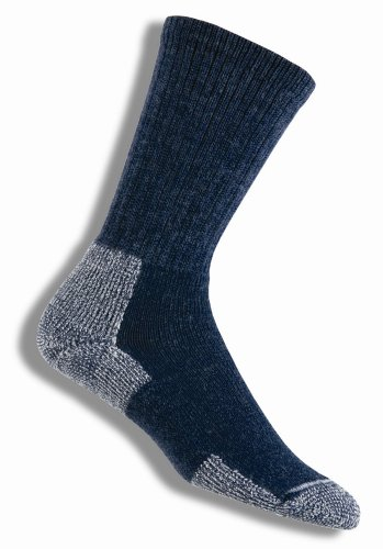 Thorlo Unisex Wool/Thorlon Thick Cushion Hiking Sock