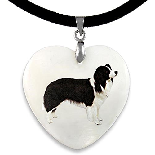 border-collie-colgante-nacar-en-forma-de-corazon