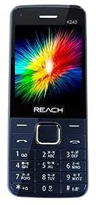 Surya Reach Feature Phone With Dual Sim Slot Blue