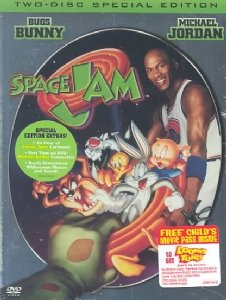 Cover art for  Space Jam (Two-Disc Special Edition)