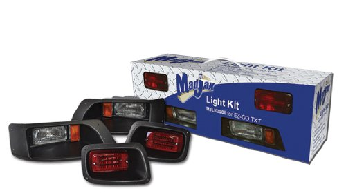 Features of Golf Cart Light Kit EZ GO TXT Gas & Electric
