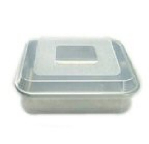 Buy Nordic Ware Square Cake Pan with Lid