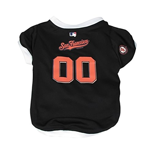 San Francisco Giants Dog Jersey - Medium (Sf Giants Jersey Custom compare prices)