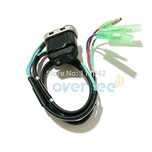Aftermarket 703-82563-02-00 TRIM & TILT SWITCH A part for Yamaha Outboard Remote Controller