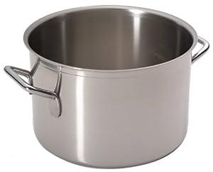 Sitram Catering 5.4-Quart Commercial Stainless Steel Braisier/Stewpot